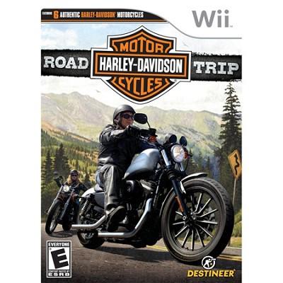 Harley Davidson for Nintendo Wii