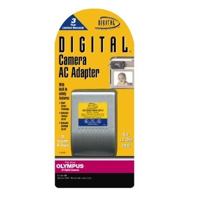 Digital Concepts AC Adapter for Olympus 3V Digital Cameras