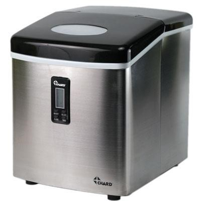 Small Ice Maker in Stainless Steel - IM-12SS