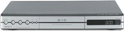 RD-XS35 - DVD Recorder + 160 GB DVR with TV Guide On Screen