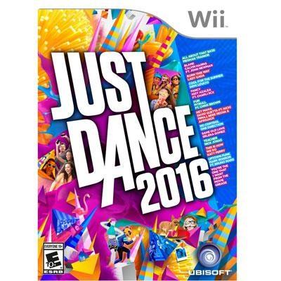 Just Dance 2016 Wii