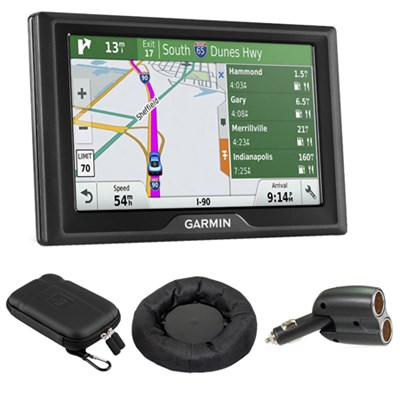 Drive 50LMT GPS Navigator (US and Canada) - 010-01532-06 with GPS Bundle