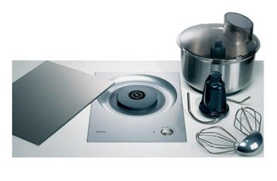 MEK7000UC Built-In Stainless Steel Concept Series Kitchen Machine
