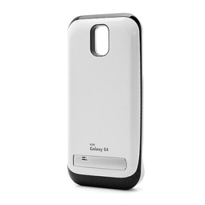 Battery Case for Galaxy S4 - White