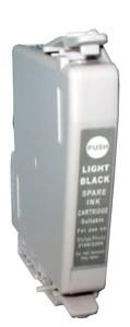 Light Black Inkjet Cartridge for Epson Photo 2200 (T034720)