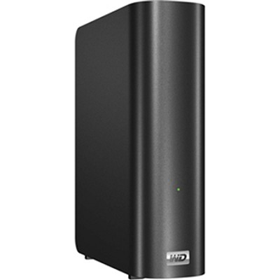2 TB My Book Live Personal Cloud Storage - OPEN BOX