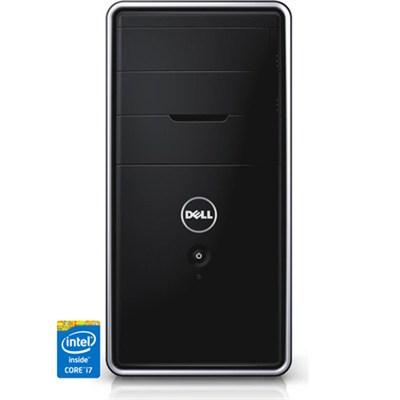 Inspiron 3000 i3847-8924BK Desktop Computer - Intel Core i7-4790 Proc - OPEN BOX