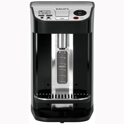 Cup On Request Programmable 12-Cup Coffee Maker w/ Stainless Steel Tank - KM9008