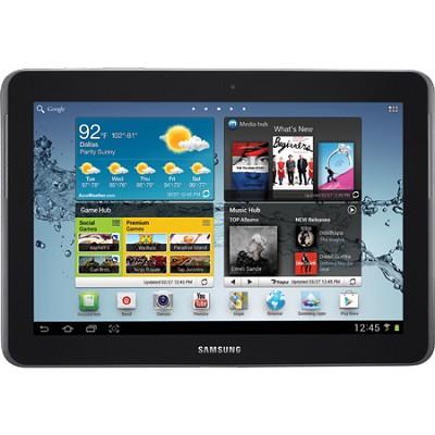 Galaxy Tab 2 10.1` Tablet (16GB, WiFi, Titanium Silver)