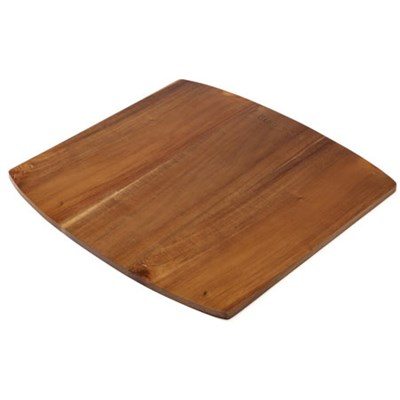 Rustic Serving Board, Brown - CPSB-1515 - OPEN BOX