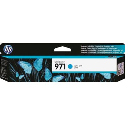 971 Ink Cartridge - Cyan - Inkjet - 2500 Page