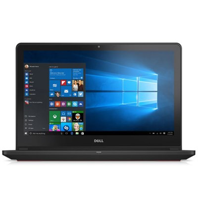 Inspiron i7559-2512BLK FHD 6th Gen Intel Core i7 6700HQ 15.6` Laptop