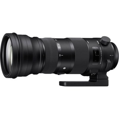 150-600mm F5-6.3 DG OS HSM Telephoto Zoom Lens (Sports) for Nikon F Cameras