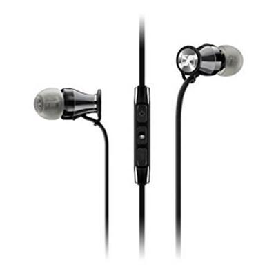Momentum In-Ear Headphones for Android - Black/Chrome (506815)