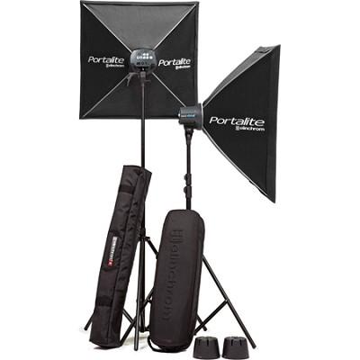 D-Lite RX ONE - 2x Head Portalite To Go Kit