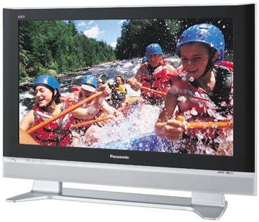 TH-37PX50U - 37` Plasma TV w/ Built-In ATSC/QAM/NTSC Tuners and CableCard slot