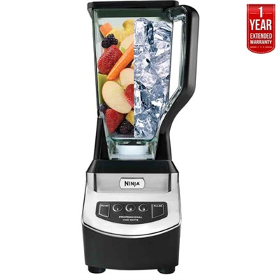 Professional Table Top Blender + 1 Year Extended Warranty - Refurbished