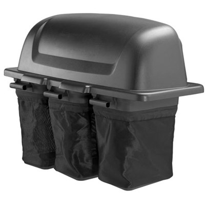 960730026 3-Bin Soft-Sided Grass Bagger for 54` Poulan Pro Riding Mowers