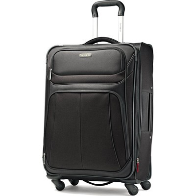 Aspire Sport Spinner 21 Inch Expandable Bag - Black