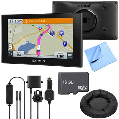 010-01535-00 - RV 660LMT Automotive GPS Deluxe Backup Camera Bundle
