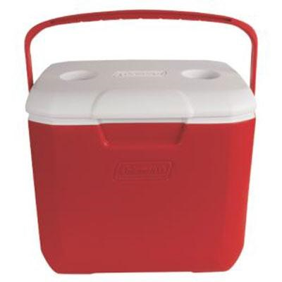 30 qt Cooler 92 Red