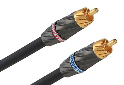 Stereo Audio 400i Ultra High Performance Audio Cable 2M (6.56 ft.)
