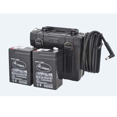 6V External Battery Pack - EBX