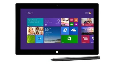 Surface Pro 2 with 256GB - Intel Core i5-4200U   Dark Titanium