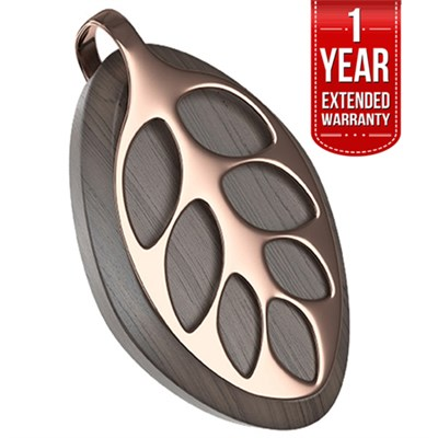 Leaf Nature Health Tracker Rose Gold with 1 Year Extended Warranty