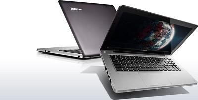 IdeaPad 13.3` U310 HD LED Notebook  - 3rd Gen Core i7-3517U Processor (Grey)