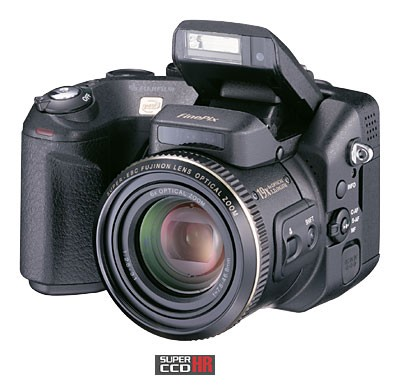 Finepix S7000 6MP with 6X Optical Zoom Digital Camera