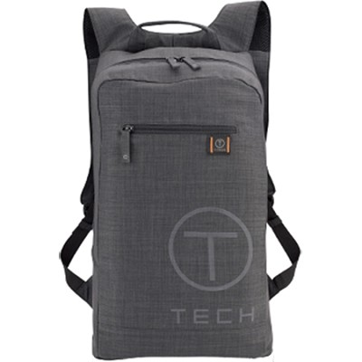 T-Tech Packable Backpack, Charcoal