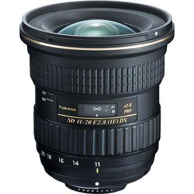 AT-X 11-20mm f/2.8 Pro IF DX Digital Ultra Wide Zoom Lens for Nikon DSLR Cameras