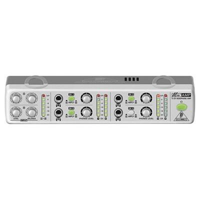 AMP800 - Four Channel Headphone Amp
