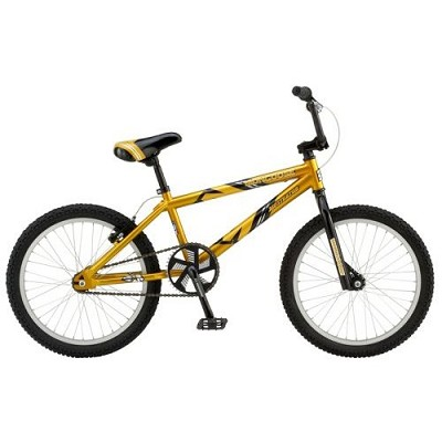 Motivator FW 20` BMX Bike (Gold)