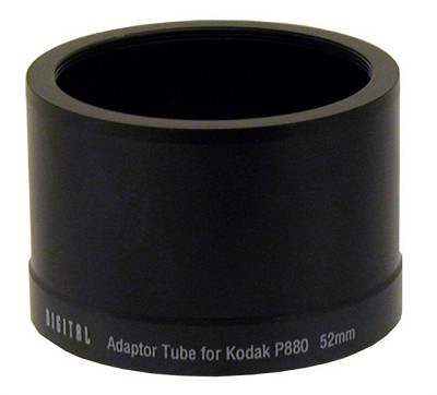 Lens Barrel Adapter for  P880 - 52mm