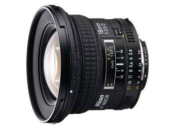 18mm F/2.8D AF Nikkor Lens, With Nikon 5-Year USA Warranty