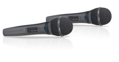 ST2 - Two Pro Dynamic Studio Microphones