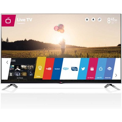 55-Inch 1080p 240Hz 3D Direct LED Smart HDTV (55LB7200) - OPEN BOX