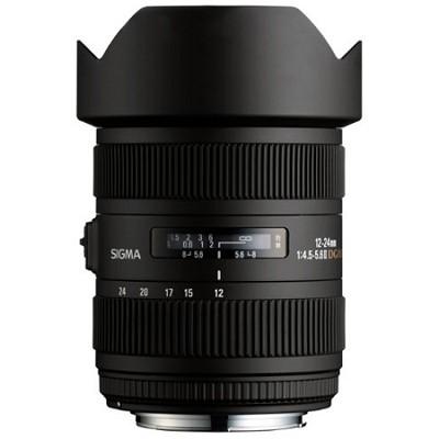 ART AF 12-24mm F4.5-5.6 II DG HSM F/NIKON SLR