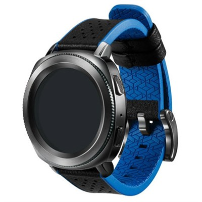 Gear Sport Hybrid Sport Band (20mm) - Blue - GPR600BREEAAA