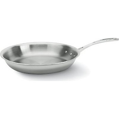 10` Tri-Ply Stainless Steel Omelette Pan - 1767959