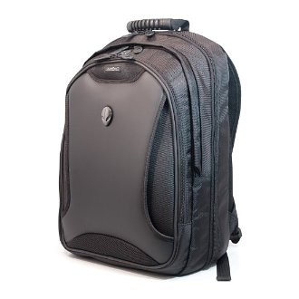 Alienware Orion Notebook Carrying Backpack - 17.3` - Black