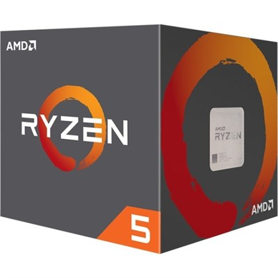 RYZEN 5 1400 3.2G 8MB 65W WITH WRAITH STEALTH COOLER