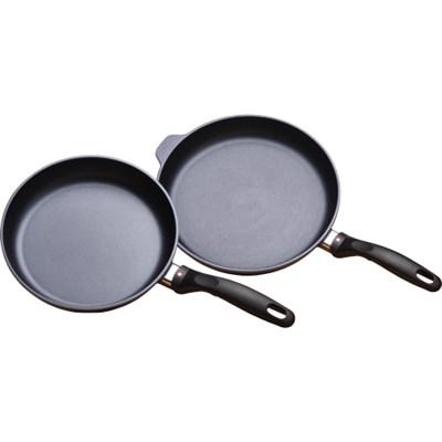 2 Piece Set: Fry Pan Duo - 9.5` and 11` - 602