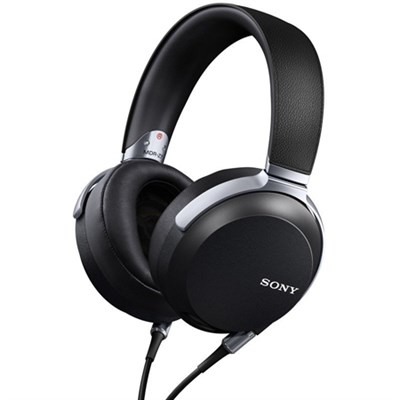 MDRZ7 High-Resolution Professional Stereo Headphones - Black