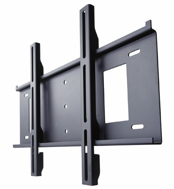 Flat Wall Mount for Flat Panel TVs (mounts only 1.45` from the wall)