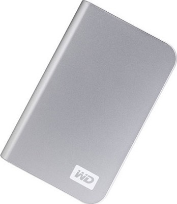 My Passport Essential Silver 320GB USB 2.0 External Hard Drive (WDMES3200TN)