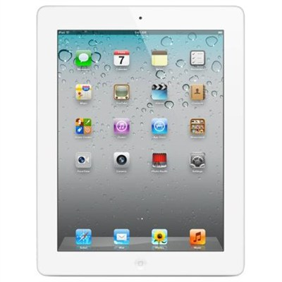 iPad 2 16GB WiFi White - 979LL/A  - OPEN BOX
