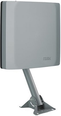 HDTV s - Slim Profile Outdoor HDTV Antenna for Off-Air HDTV Reception